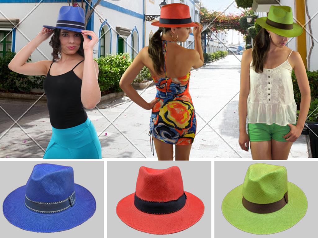 sombrero panama | Palmas Shop |Sombreros Panamá en México
