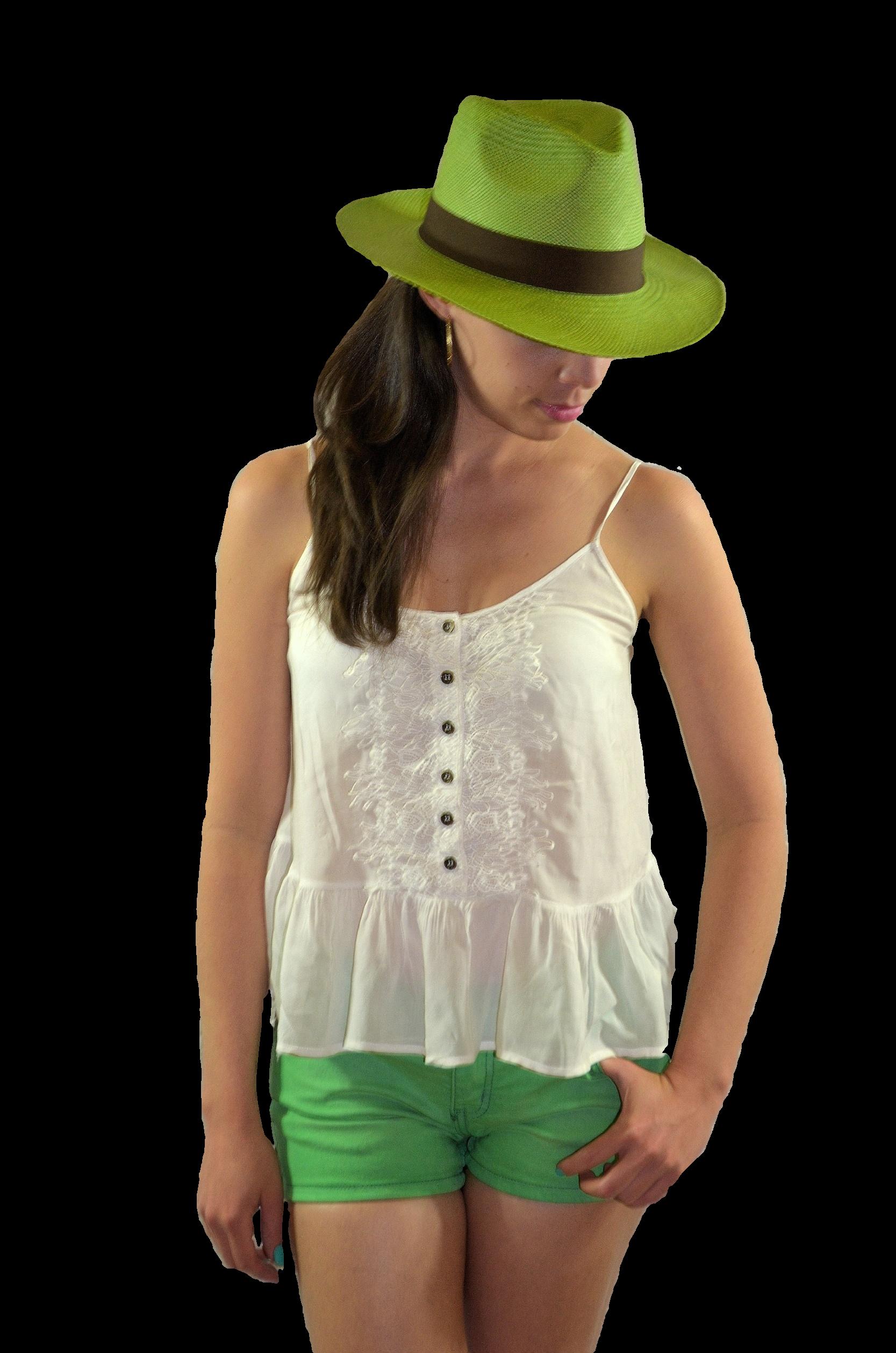 Borsalino Verde