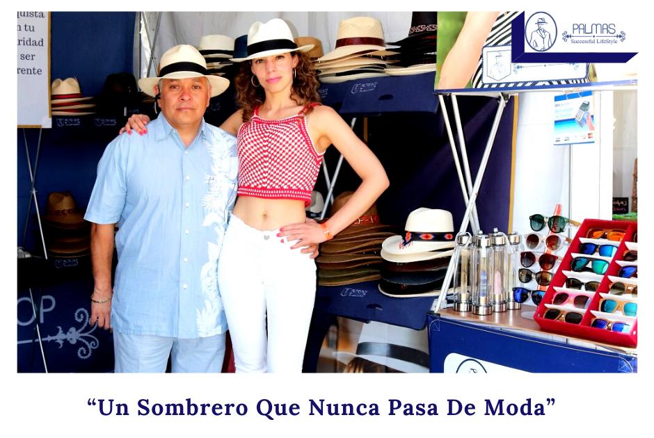 El Sombrero Panamá, Es Auténtico Y Especial