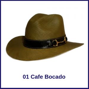 Sombrero Panama Vaquero 01 Cafe Bocado